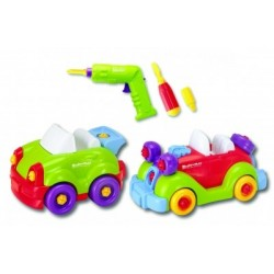Keenway Конструктор Build Play Машинки (2шт) 11865