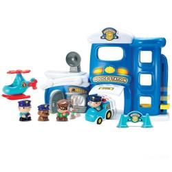 Keenway Игровой набор Полицейский участок (32822)