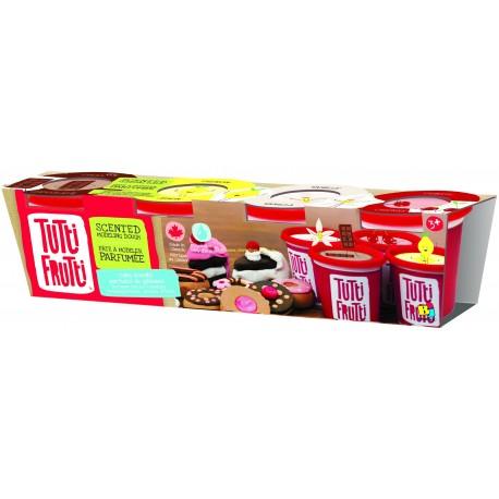 Тути Фрутти Набор для лепки Ароматные пироженки BJTT00151