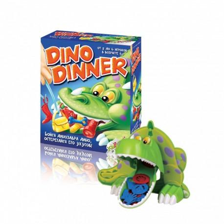 JoyBand Настольная игра Обед Крокодила 24400 уценка