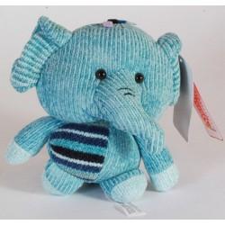 Мягкая игрушка Слон 20 см