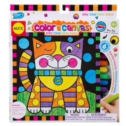 ALEX Холст для рисования: котенок 361K
