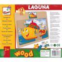 Пазлы кораблик Laguna 88088 уценка