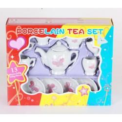 Набор чайный фарфоровый 13 предметов
