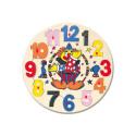 Пазлы часы с клоуном 88061 уценка