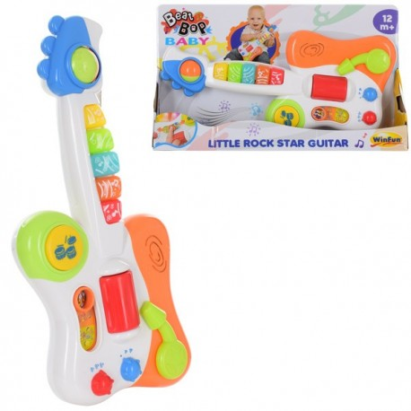 Win Fun Гитара 2000-NL, муз.,свет.