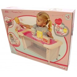 BAOBAB Набор 3 в 1: Детский пеленальный столик с аксессуарами 113506
