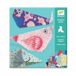 """DJECO Художественный комплект оригами """"Большие животные"""" 06776"""