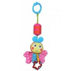 Активная игрушка-подвеска Biba Toys Весёлая Бабочка (GD151)