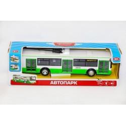Троллейбус АВТОПРОМ металл 6407ABCD