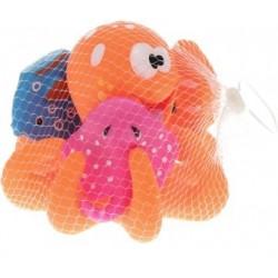 """Набор игрушек для ванны """"Подводный мир"""", осьминог 9005"""
