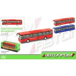 Автобус металлический 7783