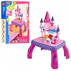 Конструктор 3688B Замок принцессы