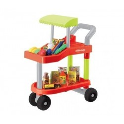 Тележка 14053 супермаркет, продукты