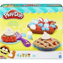 Play-Doh Игровой набор Ягодные тарталетки (B3398)