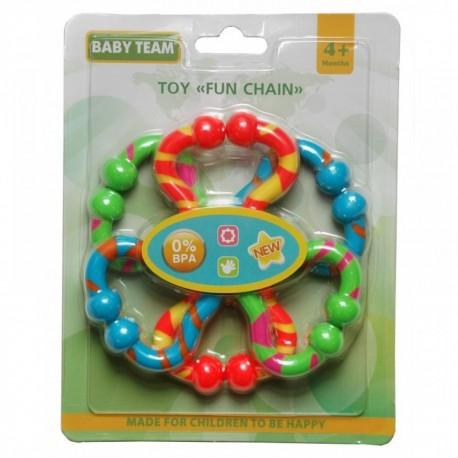 Baby Team Игрушка-цепочка 8612 уценка