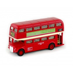Автобус металл 1:60 LONDON BUS 5'' 99930H-W