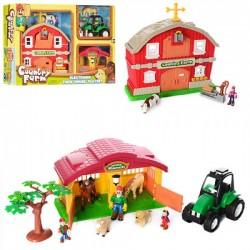 Keenway Игровой набор ферма 30824