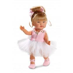 Кукла Llorens Валерия Баллерина 28 см 28010