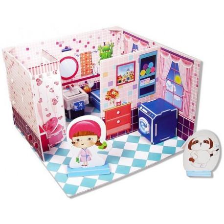 С051-04h Комната Хани — Ванная комната С051-04h