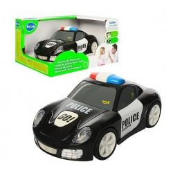 Машинка Полиция 6106A, свет,звук