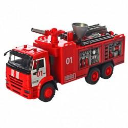 Пожарная машина 9624 B ,свет,звук