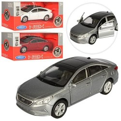 Welly Машинка 43717CW Hyundai Sonata