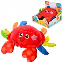 Мягкая игрушка,крабик 0155-NL