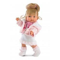 Кукла Llorens Валерия Европейка 28 см 28023