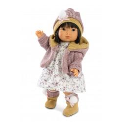 Кукла Llorens Valeria азиатка 28 см 28024
