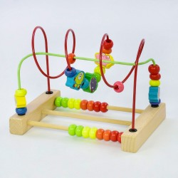 FUN GAME Деревянный Пальчиковый лабиринт 7371