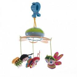 Мини мобиль на прищепке Biba toys Счастливые жучки BM 353