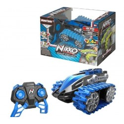 NIKKO Машинка на р/у NanoTrax синий 90207
