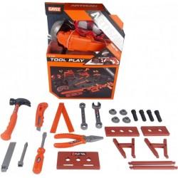 Болгарка с набором инструментов, 22 штуки,Tool Set (KY1068-112D)