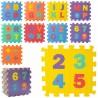 Коврик Мозаика M 5734 (10шт) английский алфавит
