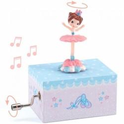 DJECO Музыкальная коробочка Балерина 06070