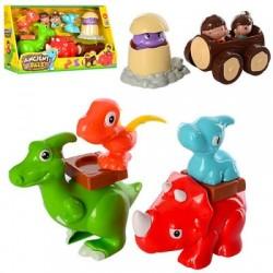 Keenway Игровой набор динозавры 13634