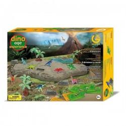 Geoworld Игровой набор Эпоха динозавров (Dino Age Experience Dinosaurs)Kit (CL169K)