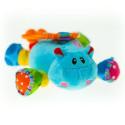 Активная игрушка-подвеска Biba Toys БЕГЕМОТИК РИГГЛ DS991