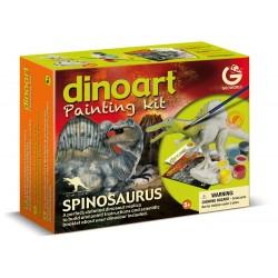 Набор Geoworld ДиноАрт: Разукрась Спинозавра CL 299K