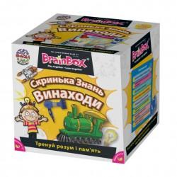 Brain Box Сундучок Знаний «Изобретения» 98315