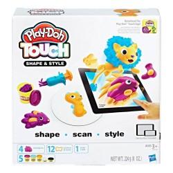 Play-Doh Игровой набор Сделай прическу (B9018)