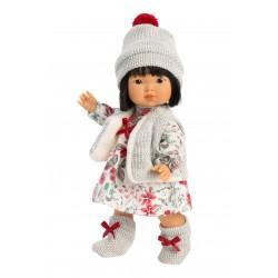Кукла Llorens Valeria Азиатка 28 см 28027