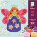 Художественный набор для творчества Пластилиновая Принцесса Флер DJ08910 уценка