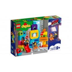 LEGO DUPLO Гости Эммета и Люси с планеты ДУПЛО (10895)