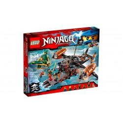 LEGO NINJAGO Цитадель несчастий (70605)
