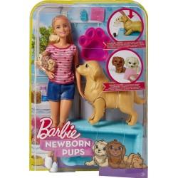 Барби — кукла Я могу быть: Малыши щенки Barbie FBN17