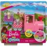 Набор Barbie Mattel Набор Челси и поезд FRL86