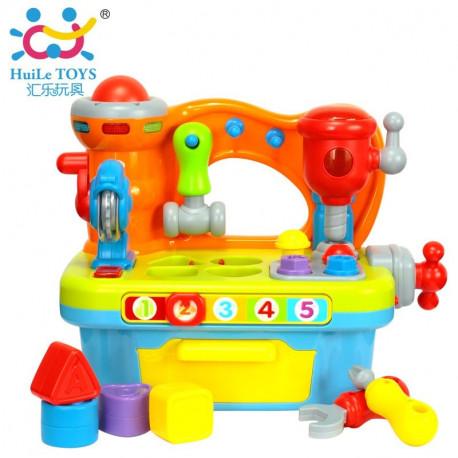 Игровой набор Столик с инструментами 907