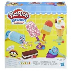 Игровой набор Hasbro Play Doh Создай любимое мороженое E0042